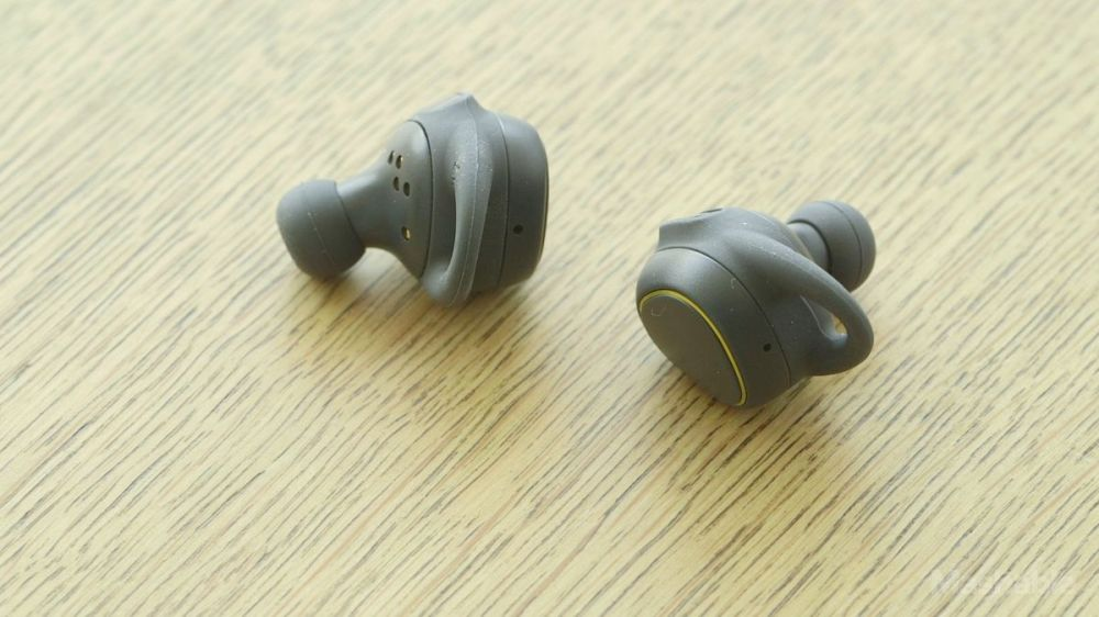 samsung s fitness tracking wireless earbuds are  pletely